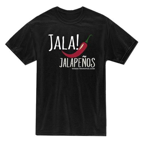 FREE Jalapeños T-Shirt - Smoked Jalapenos & Smoked Garlic, Peppers. Fire & Spice